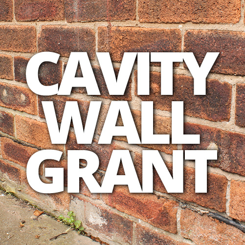 free cavity wall insulation grants Great Lever